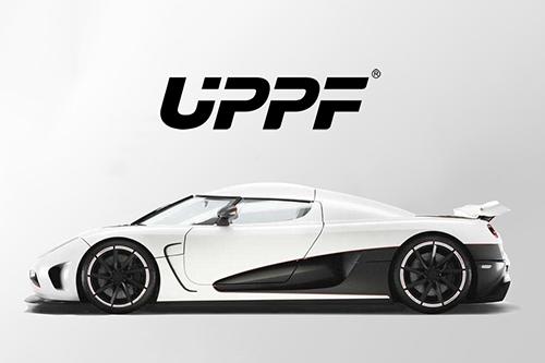 UPPF透明漆面保护膜隐形车衣