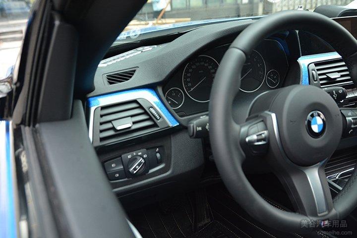宝马GT320i贴艾利漆面改色膜